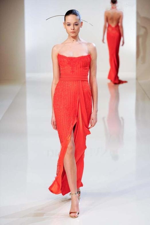 Dilek Hanif Haute Couture весна-лето 2014, фото № 15