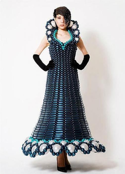 центра пластической платье из шариков фото сайте собраны