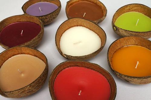 Что сделать из кокосовой скорлупы