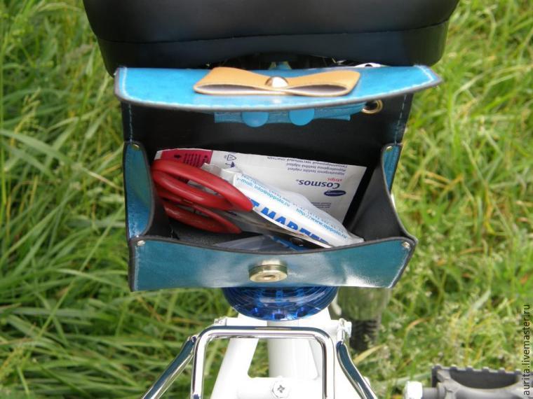 Бардачок для велосипеда своими руками 48