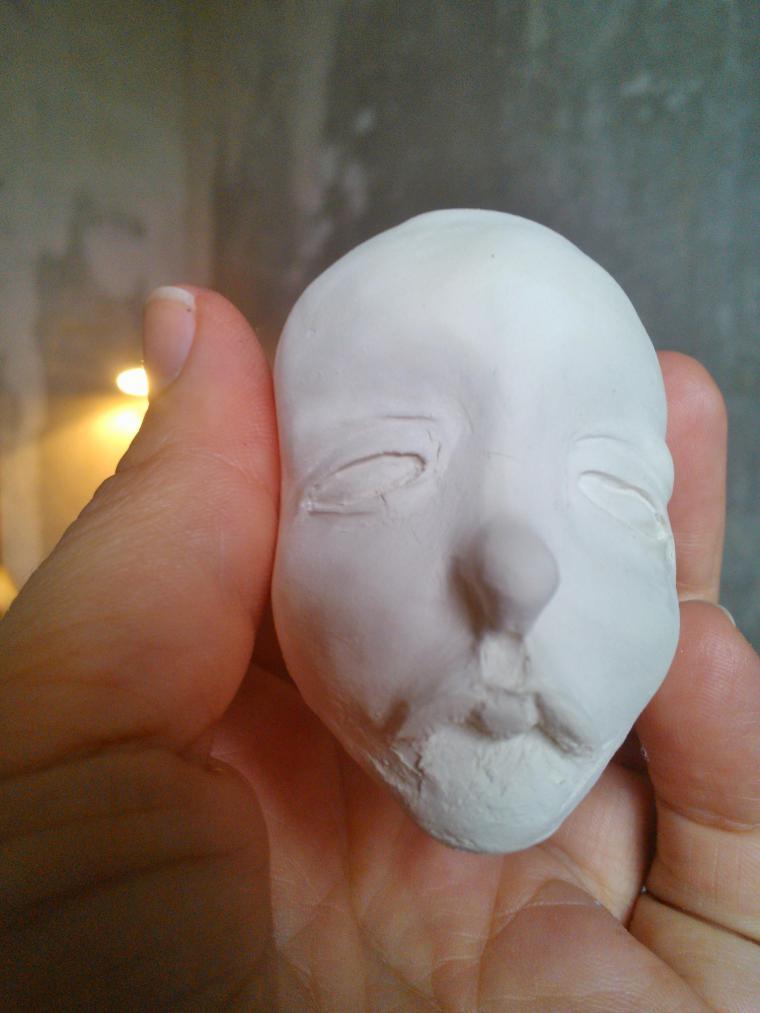 Куклы из керапласта своими руками 70