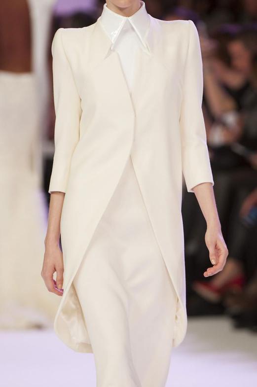 Stephane Rolland Haute Couture весна-лето 2014, фото № 94