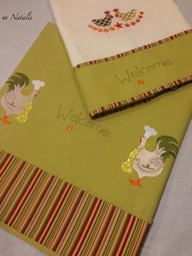 конфетка, текстиль для дома, кухня в стиле кантри