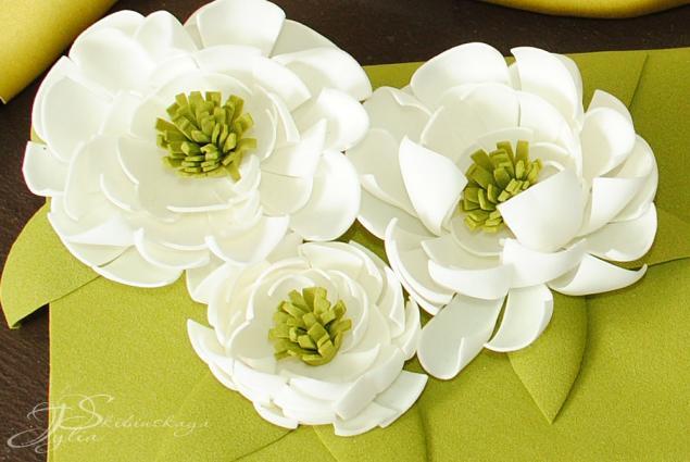 фом, цветы из фома, сумка из фоамирана