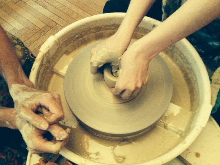 глина, керамика