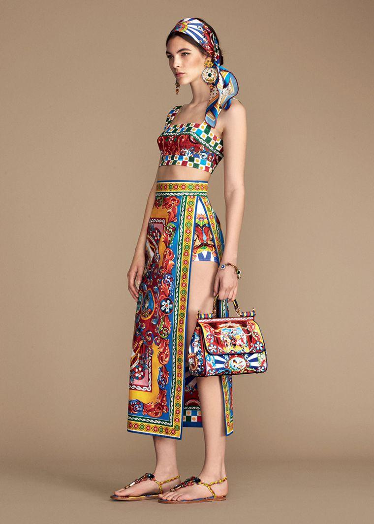 цветные блузы фото