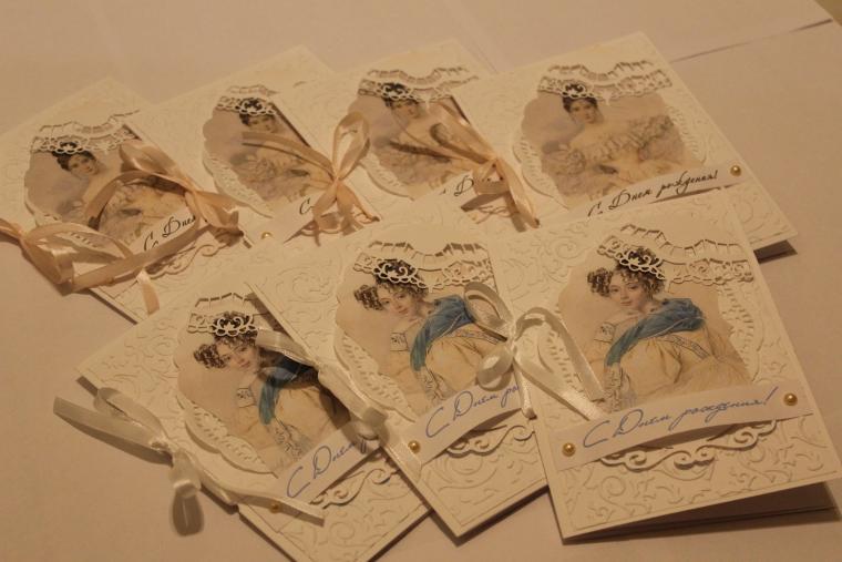открытки ручной работы, открытка, открытки, декорирование