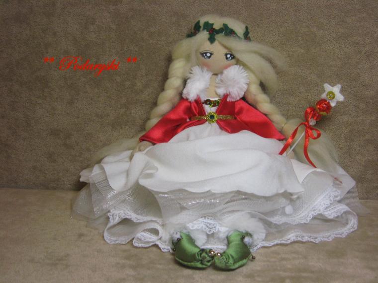 кукла своими руками, авторская работа