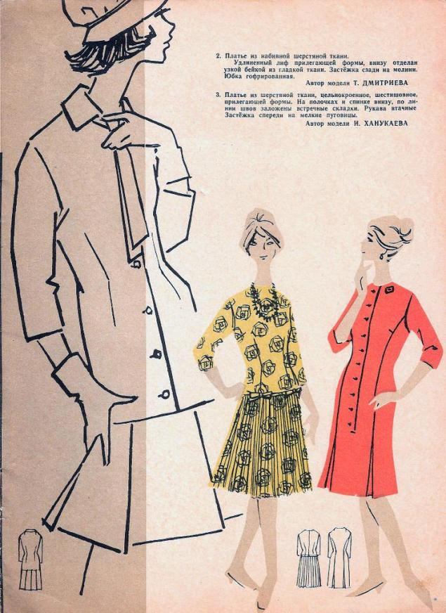 Старые журналы мод с выкройками