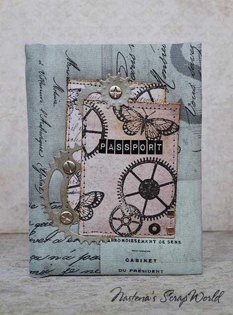 подарок мужчине, блокнот, обложка для паспорта, 23 февраля