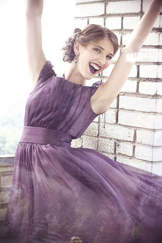 платье в пол, дизайнерское платье