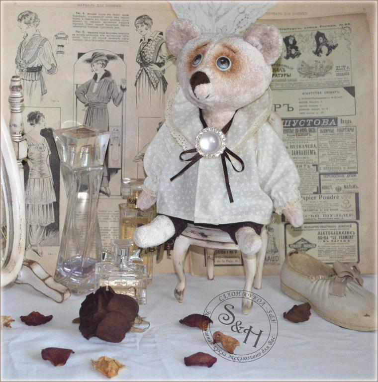 салон кукол, история