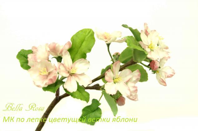 керамическая флористика, школа лепки цветов, белла роза