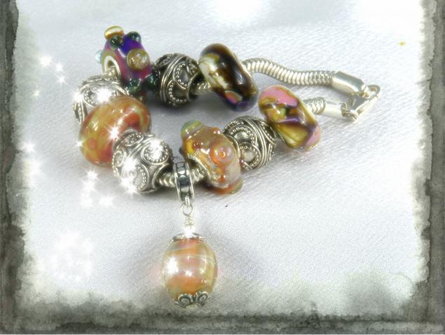 скидка, пандора, confettini-bead, бусины для браслетов