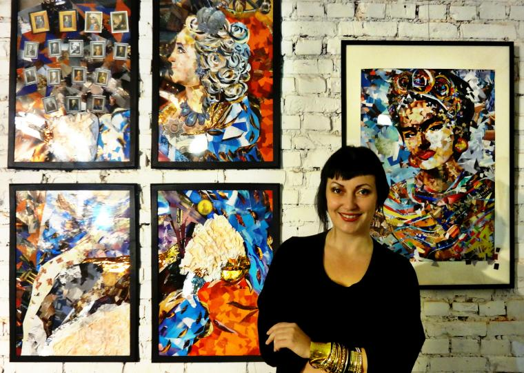 выставка ирины баст
