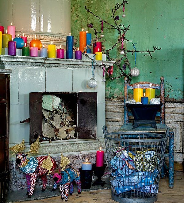 Декор в интерьере дома