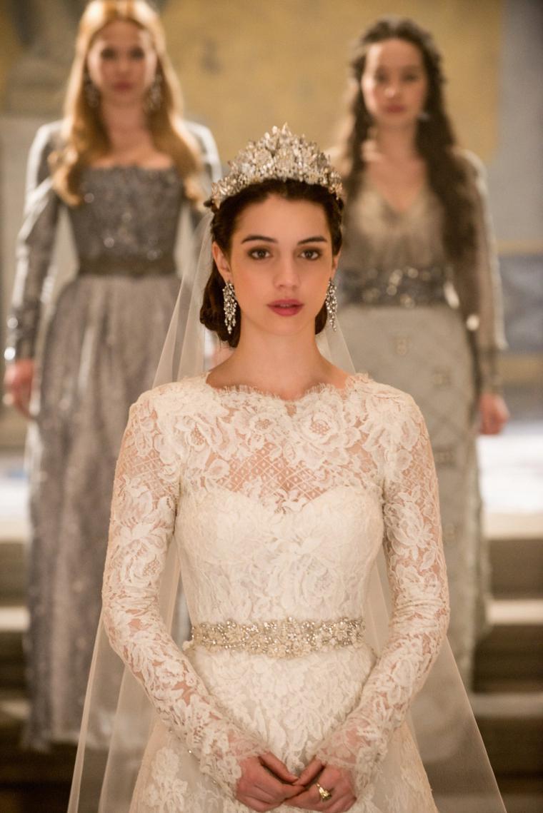 Сериал царство платьев