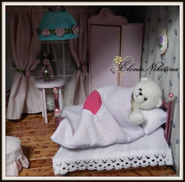 Кукольный дом. Двухкомнатный коттедж., фото № 19