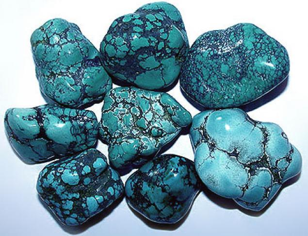 свойства камней, бирюза, авторские украшения, авторский дизайн, аксессуары