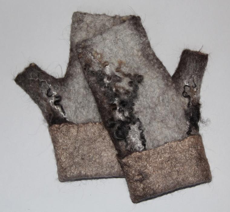 шерсти клок