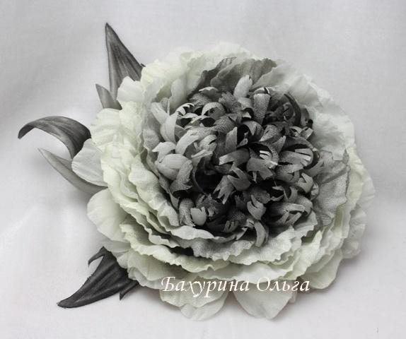 цветы, бульки