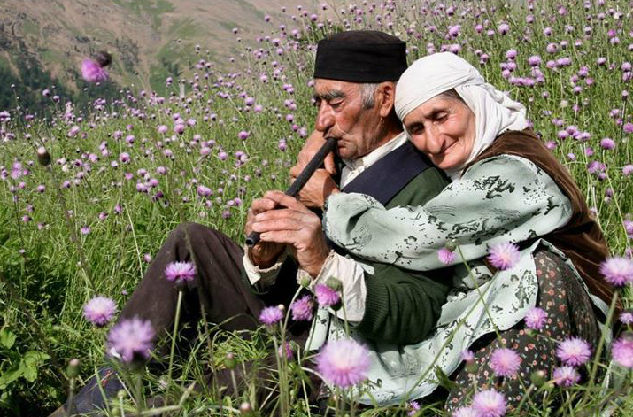 старые дедушка и бабушка порно фото