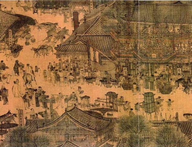 китайская графика