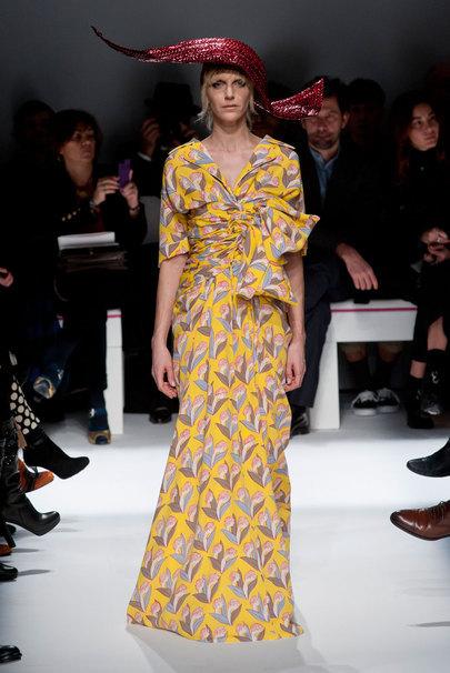 Schiaparelli Haute Couture весна-лето 2014, фото № 11