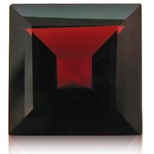 гранат, красный