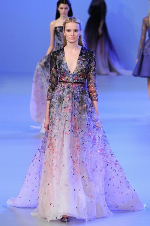 Elie Saab Haute Couture Весна-Лето 2014, фото № 39