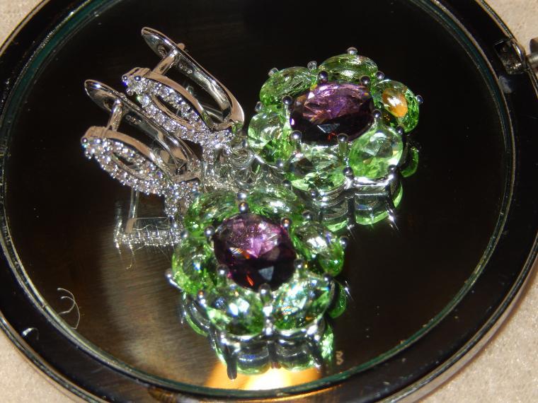 аукцион сегодня, аукционы, аукцион на серьги, серьги с камнями, серьги ручной работы, серебряные серьги, подарок своими руками, подарок девушке, подарок на 8 марта