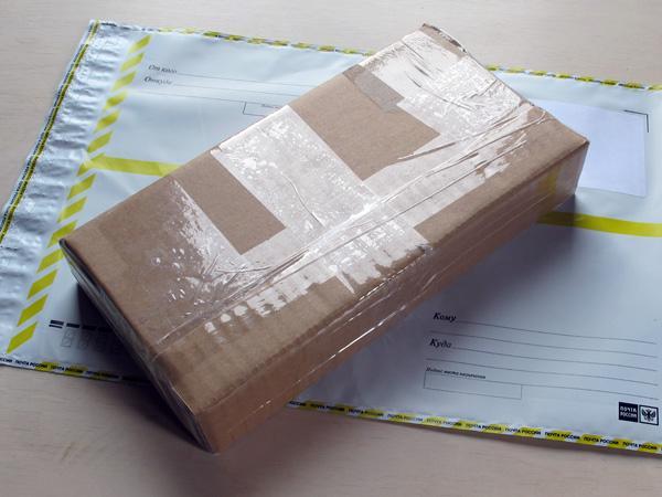 доставка почтой
