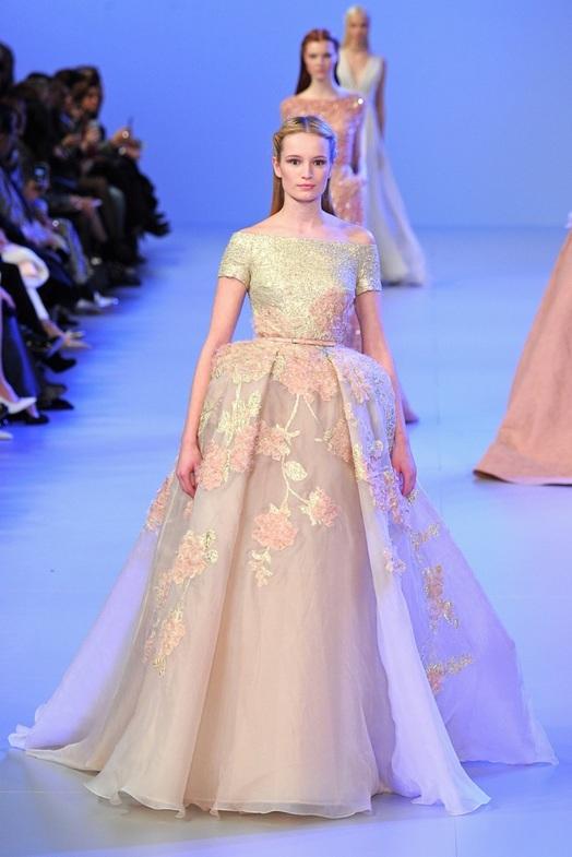 Elie Saab Haute Couture Весна-Лето 2014, фото № 5