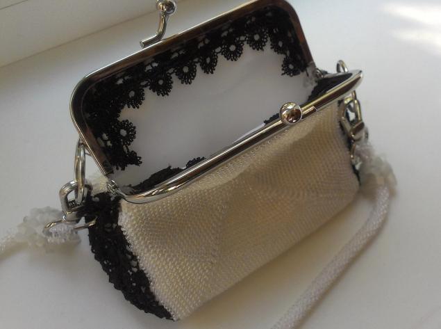 Проданные сумочки из бисера, фото № 4