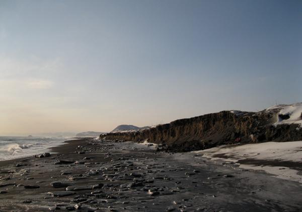 зима на побережье, фото № 8