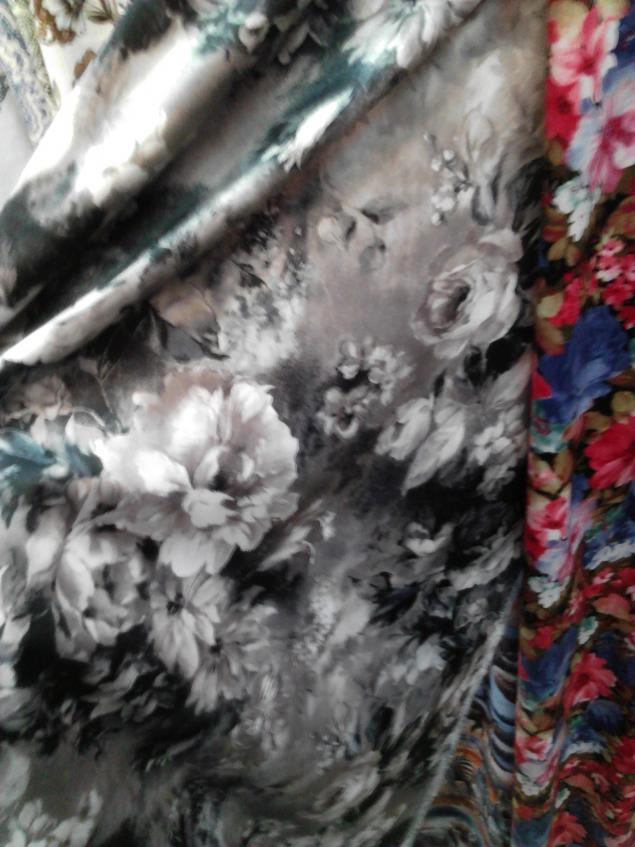ткань для летних юбок