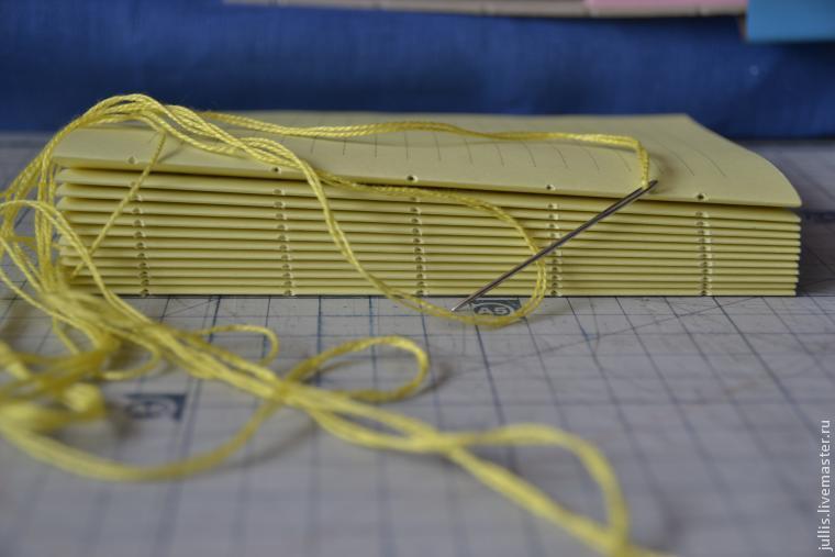 Mastered Coptic binding