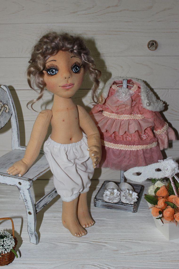 персональная запись, шью кукол, интерьерная кукла