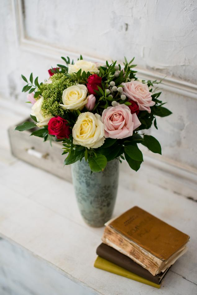 цветы, настроение