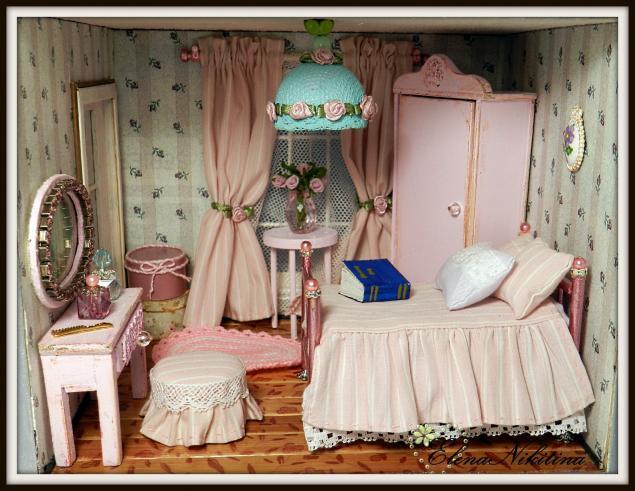 Кукольный дом. Двухкомнатный коттедж., фото № 14
