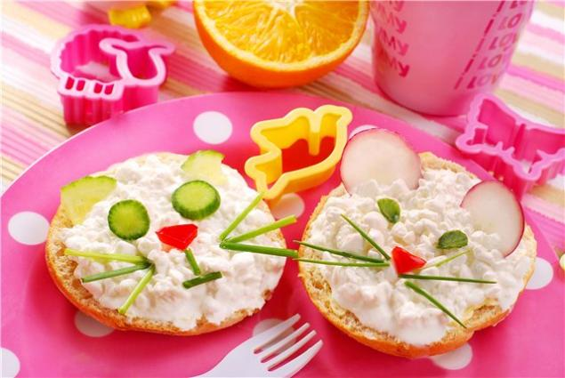 Праздничная еда на детский праздник аниматоры в детский сад Сиреневая улица (город Щербинка)