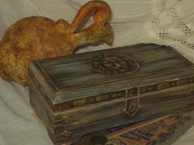 роспись мебели, шкатулка с росписью, декорирование мебели