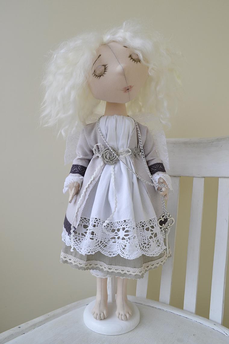 кукла, авторская работа, акция магазина, распродажа, подарок, подарок женщине, кукла текстильная, кукла тыквоголовка, авторская ручная работа, интерьерная кукла