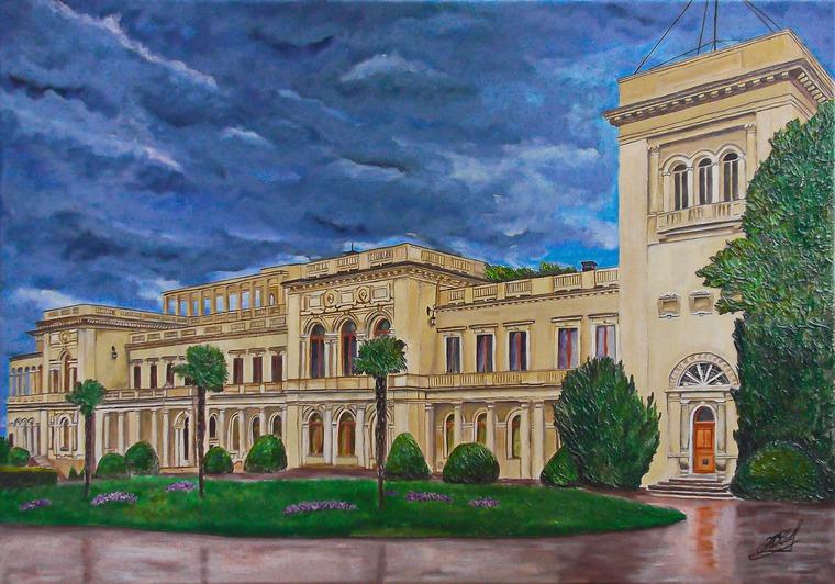 ливандийский дворец
