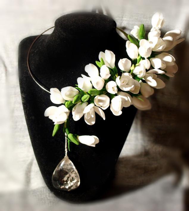 акция, распродажа украшений, аукцион, лепка цветов, украшения