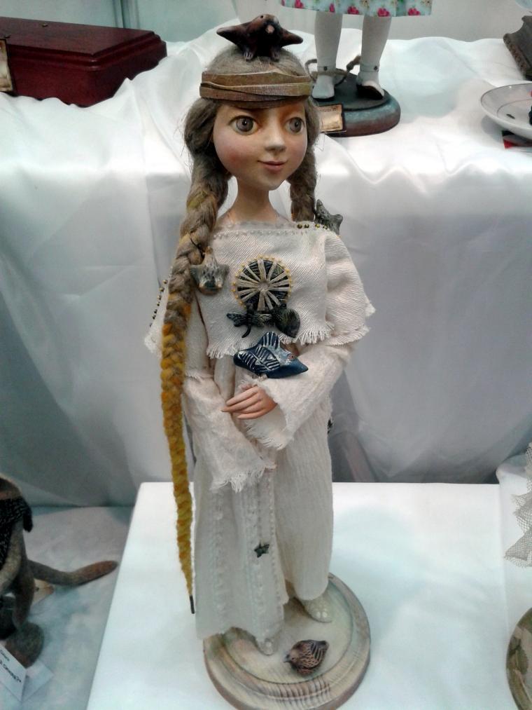 салон кукол 2014