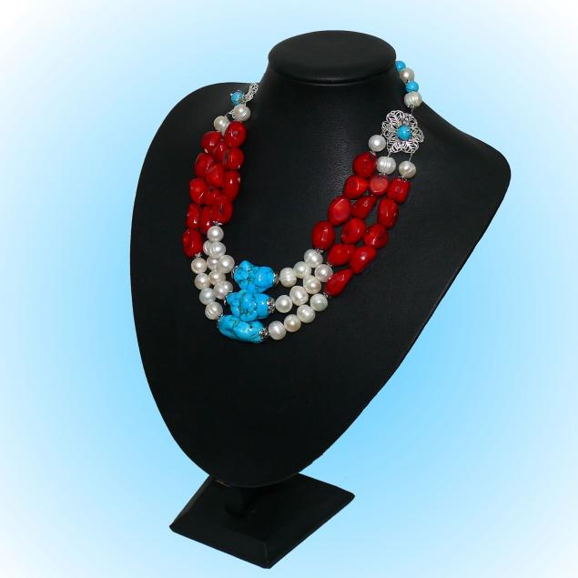bib necklace, услуга по сборке, все для бижу, новости, новое украшение
