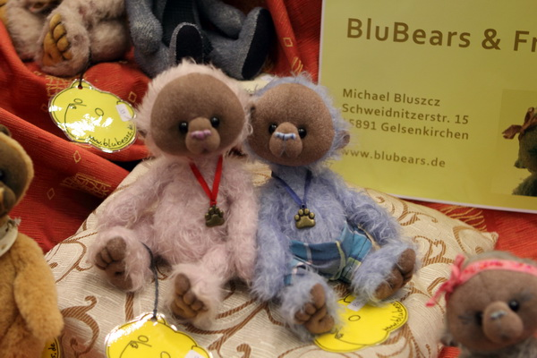 Выставка Euro Teddy в Эссене (с фото 1 часть), фото № 42