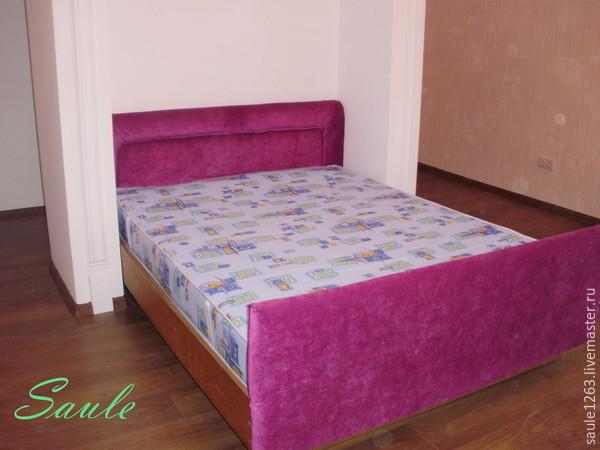 Переделываем старую кровать своими руками 78