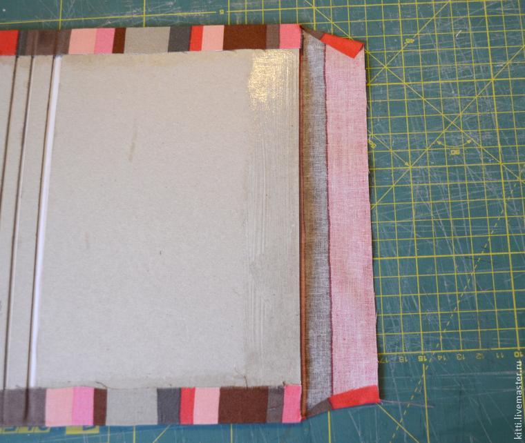 Уголки для обложка на книгу своими руками